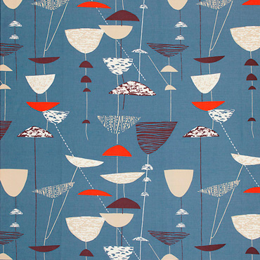 Robin and lucienne day foundation news the carlisle company which printed many of lucienne days textiles in the 1950s john lewis offers a made to measure curtains service gumiabroncs Image collections