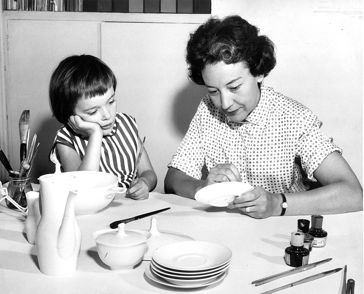 Robin And Lucienne Day Foundation Lives And Designs